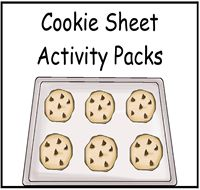 Cookie Sheet Activity Sets