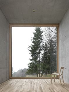 Oskar Leo Kaufmann - House R, Schnepfau 2012 (prev). Via, photos (C) Adolf Bereuter.