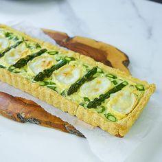 Tarta ze szparagami i kozim serem Avocado Toast, Lunch, Breakfast, Kitchen, Blog, Fit, Pies, Morning Coffee, Cooking