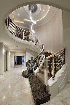 Grandwood | Custom Home | Entry