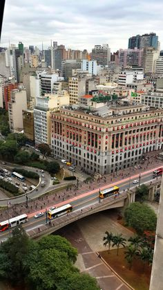 headquarters in São Paulo, Edifício Alexandre Mackenzie has been converted into the Shopping Light mall, seen above Viaduto do Chá bridge in downtown São Paulo, Brazil. Big Mac, City Photography, Nature Photography, Brazil Tourism, Famous Beaches, Largest Countries, South America Travel, Wonderful Places, Around The Worlds