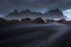 Photograph Stokksnes, Iceland by sarawut Intarob on 500px