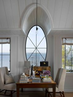 House Tour: Connecticut Shore - Design Chic
