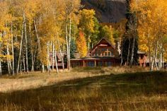 Tom Cruise Lists Colorado Estate - Telluride Mansion Owned By Tom Cruise For Sale - House Beautiful
