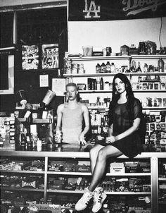 "Shaun Ross and Lana Del Rey ""Tropico"""