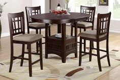 furniture dining room sets on pinterest counter height dining sets