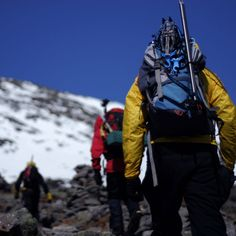 Winter Mountaineering Trips