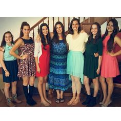 ALL the Cimorelli girls