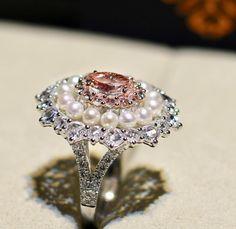 Dream Ring, Diamonds, Brooch, Jewellery, Jewels, Unique Jewelry, Rings, Ideas, Accessories