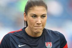 Soccer star Hope Solo arrested as aggressor in domestic violence assaults  --  Solo is accused of assaulting her sister and her teen nephew.