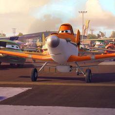 """Extra, Extra"""".El 9 de agosto """"volará"""" en la salas de cine """"Planes"""" :http://di.sn/p1k  #DisneyPlanes"""