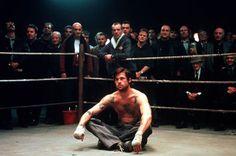 Snatch. Year: 2000. Director: Guy Ritchie. Cast: Brad Pitt, Jason Statham, Benicio Del Toro. Rated as number 93 on IMDB's Top 250 list.