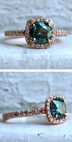 Stunningly Gorgeous Halo Ring ❤︎
