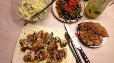 Jamie Oliver's Stuffed Cypriot Chicken | MePlusFood