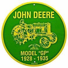 John Deere - Model GP Tractor Round Tin Sign Poster Revolution,http://www.amazon.com/dp/B009SCK1RS/ref=cm_sw_r_pi_dp_F5Wotb0MM03VC7AW