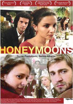 HONEYMOONS - 2009 - SERBIEN / ALBANIEN - FILMPOSTER A4