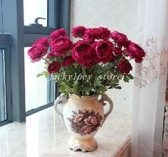 Wholesale cheap artificial flowers online, tb0103 - Find best high quality single artificial peony flower bridal bouquet silk flower christmas wedding home decoration 4 colors available at discount prices from Chinese decorative flowers & wreaths supplier on DHgate.com.