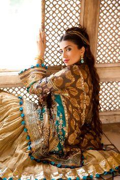 Fahad Hussayn Couture with Maram & Aabroo 5 width=