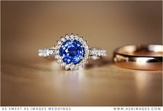 As Sweet As Images are Wedding Photographers Based in Auckland. Specialising in Capturing Romantic, Emotion-Filled, & Vibrant Wedding Images. Blue Wedding Rings, Ring Engagement, Wedding Bride, Wedding Details, Wedding Photos, Sapphire, Wedding Photography, Jewels, Sweet