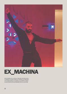 Ex_Machina Minimal Movie Poster https://society6.com/theearlofgrey