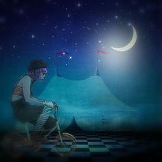 https://flic.kr/p/S24K8L | Cirque Moon | Elements:  Miles Beyond The Moon @ Mischief Circus.