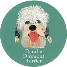 035 | Dandie DInmont Terrier on Behance