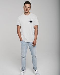 """altid clothing on Instagram: """"It's a white tee kinda day"""" White Tees, Clothing, Mens Tops, T Shirt, Instagram, Fashion, Outfits, Supreme T Shirt, Moda"""