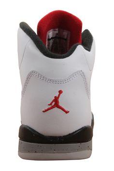 f70ba9c91a8c Nike Kids Jordan 5 Retro Basketball Shoe 1.5 M US Litlle Kids     See
