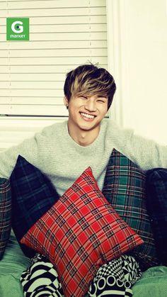 Daesung ~ Gmarket / Christmas Wish List / omo he is sooo adorable!!