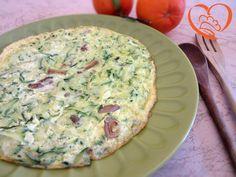 Frittata di zucchine grattugiate http://www.cuocaperpassione.it/ricetta/012c1f4c-9f72-6375-b10c-ff0000780917/Frittata_di_zucchine_grattugiate