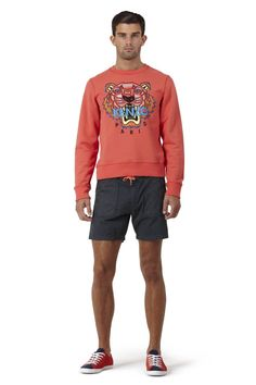 Kenzo Tiger sweatshirt - Kenzo Tiger Fever Men