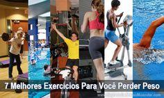 7 Melhores Exercícios Para Você Perder Peso → http://www.segredodefinicaomuscular.com/7-melhores-exercicios-para-voce-perder-peso/ #PerderPeso
