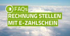 FAQ E-Zahlschein