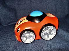 Fisher Price V2758 Lil Zoomers Shake & Crawl Musical Race Car No Remote VGUC #FisherPrice
