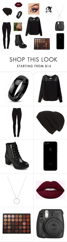 """""""Untitled #99"""" by juliab3638 on Polyvore featuring West Coast Jewelry, Burberry, Phase 3, EASTON, Roberto Coin, Morphe and Fujifilm"""
