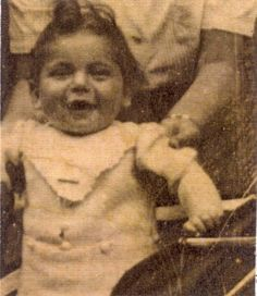 Cristian Avram was sadly killed in Auschwitz death camp in 1944 at age 4