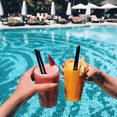 Cheers to summer.
