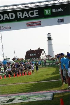 Running the Beach to Beacon 10k in August and raising money for Junior Achievement of Maine.. donations appreciated!