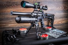 Find out all you need to know about the FX Impact air rifle? From how to change calibers to shooting power, we cover every aspect. Air Rifle Hunting, Hunting Gear, Weapons Guns, Guns And Ammo, 2 Guns, Paintball Guns, Airsoft Guns, Tactical Rifles, Firearms