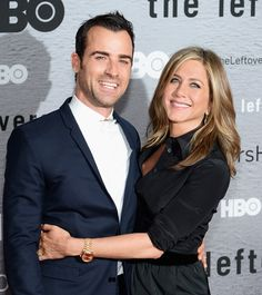 Congrulations are in order for Jennifer Aniston and Justin Theroux! After being engaged for 3 years, the couple tied the knot on Wednesday. Get all the details here.