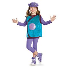 Disguise Oh Deluxe Costume, Small (4-6x) * More info could be found at the image url.