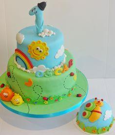 Babytv taart