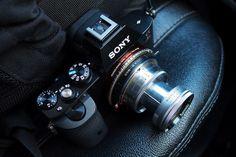 Sony a7r + Leica 5cm Summitar