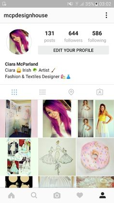 FOLLOW MY INSTAGRAM! CIARA MCPARLAND - @MCPDESIGNHOUSE #artist #fashiondesigner #fashion #style #textiles #print #student #follow4follow #followme #like #love #illustrations #photooftheday #photography