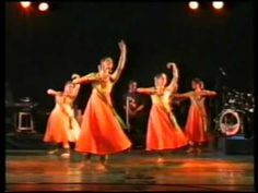 Kathak Dance, one of the 8 classical Indian dance forms