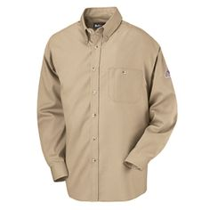 81bec492ed27 Bulwark Flame Resistant Dress Shirt - EXCEL FR® 100% Cotton