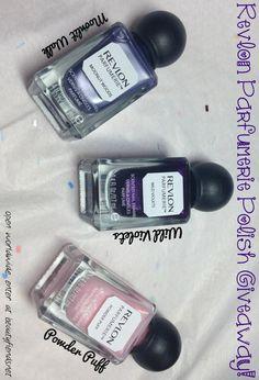 Revlon Parfumerie Giveaway: http://www.beautyfiends.net/revlon-parfumerie-nail-polish-giveaway/