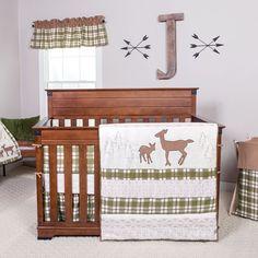 Trend Lab Deer Lodge Baby Nursery Crib Bedding CHOOSE FROM 3 4 5 6 7 Piece Set #TrendLab