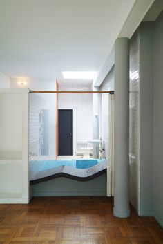 Villa Savoye: bath area | Flickr - Photo Sharing!