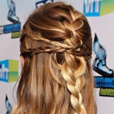 Get the look: The one braid you need to master this season! #TheMagazine